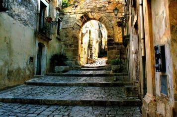 Chiaramonte Gulfi, Sicilië