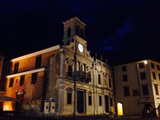 Udine ( Sant Andrea ), Piazza San Giacomo.