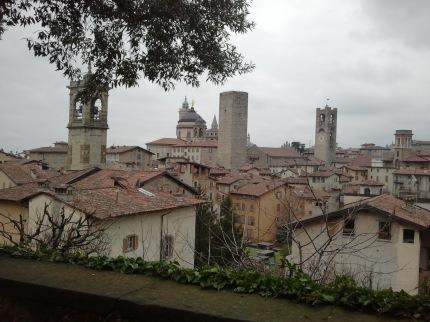 Uitzicht vanaf Parco Rocca