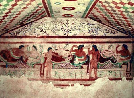 Wie waren de Etrusken?