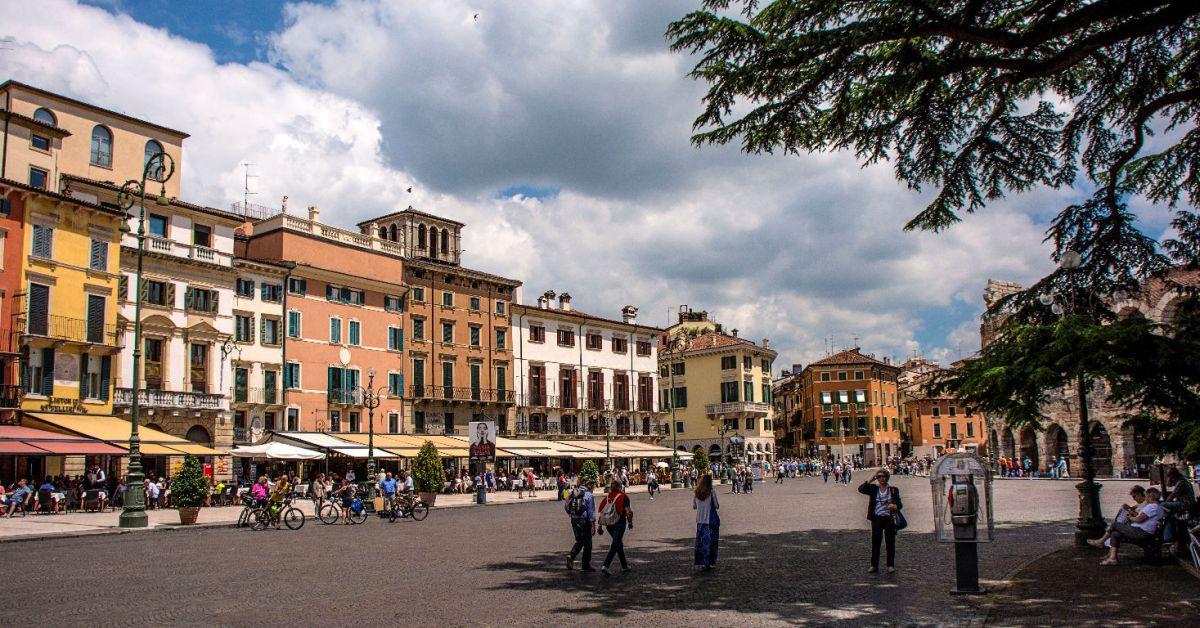 Verona, de stad van de liefde