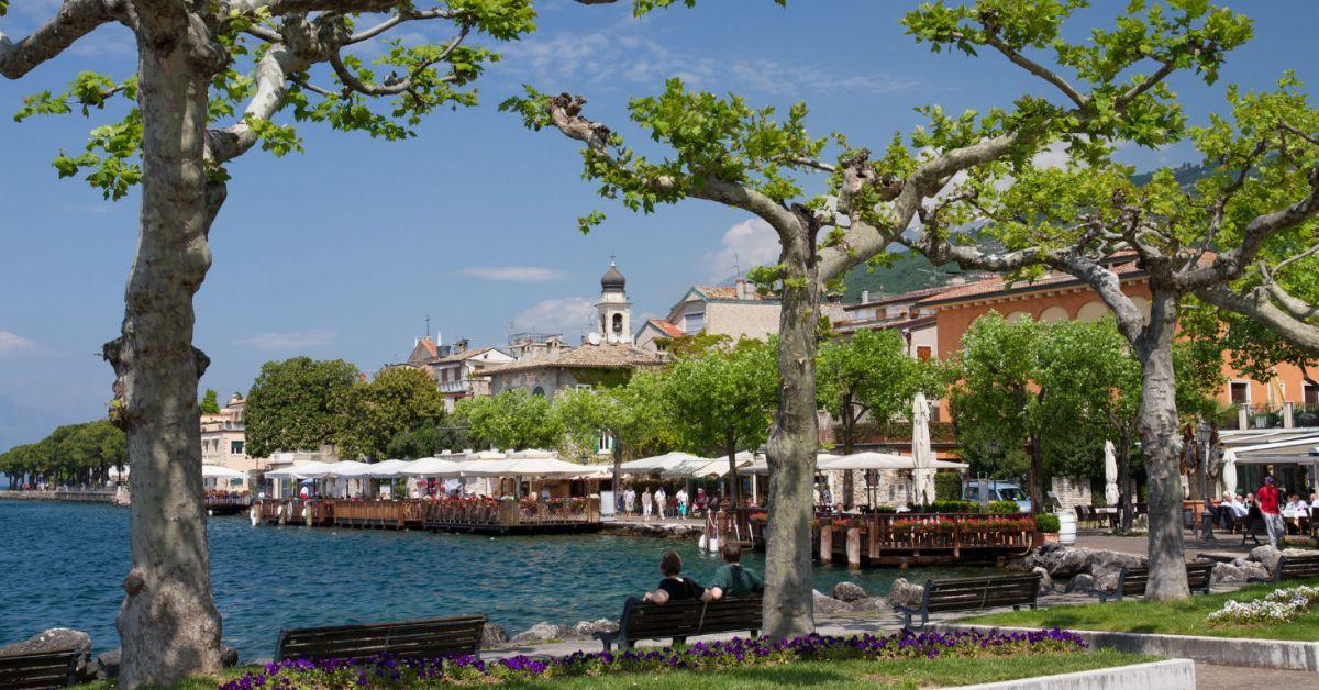 Offbeat Zomerreis in Italië, Gardameer