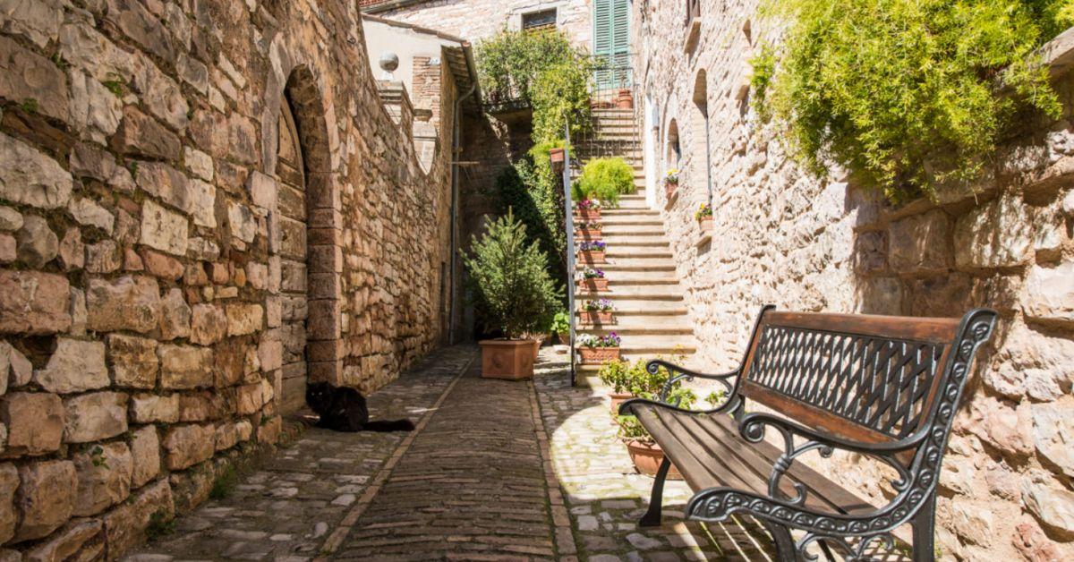 5 charmante oude steden in Umbrië