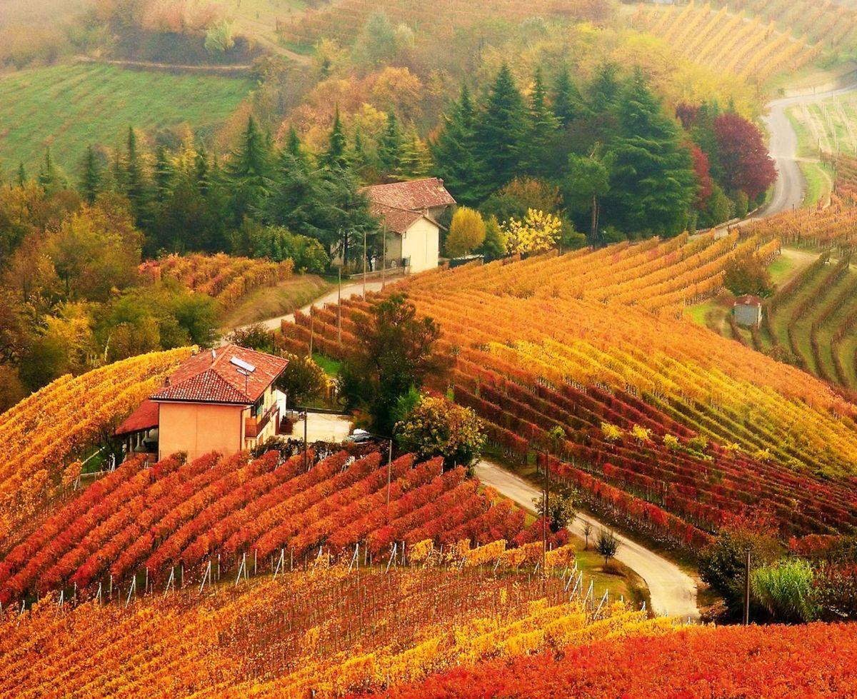 Herfst, een mooie tijd om Italië te bezoeken