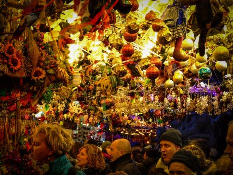 Kerstmarkten in Italië