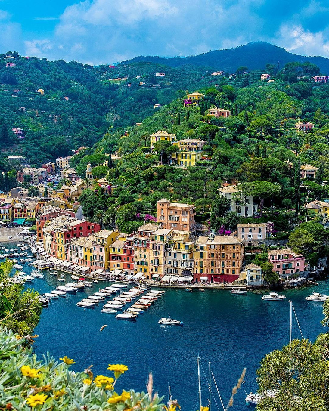 @blogsognoitaliano - Portofino Ligurië (2)