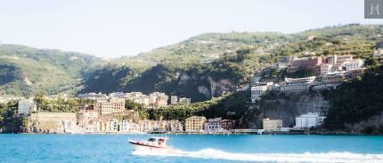 Capri boottour