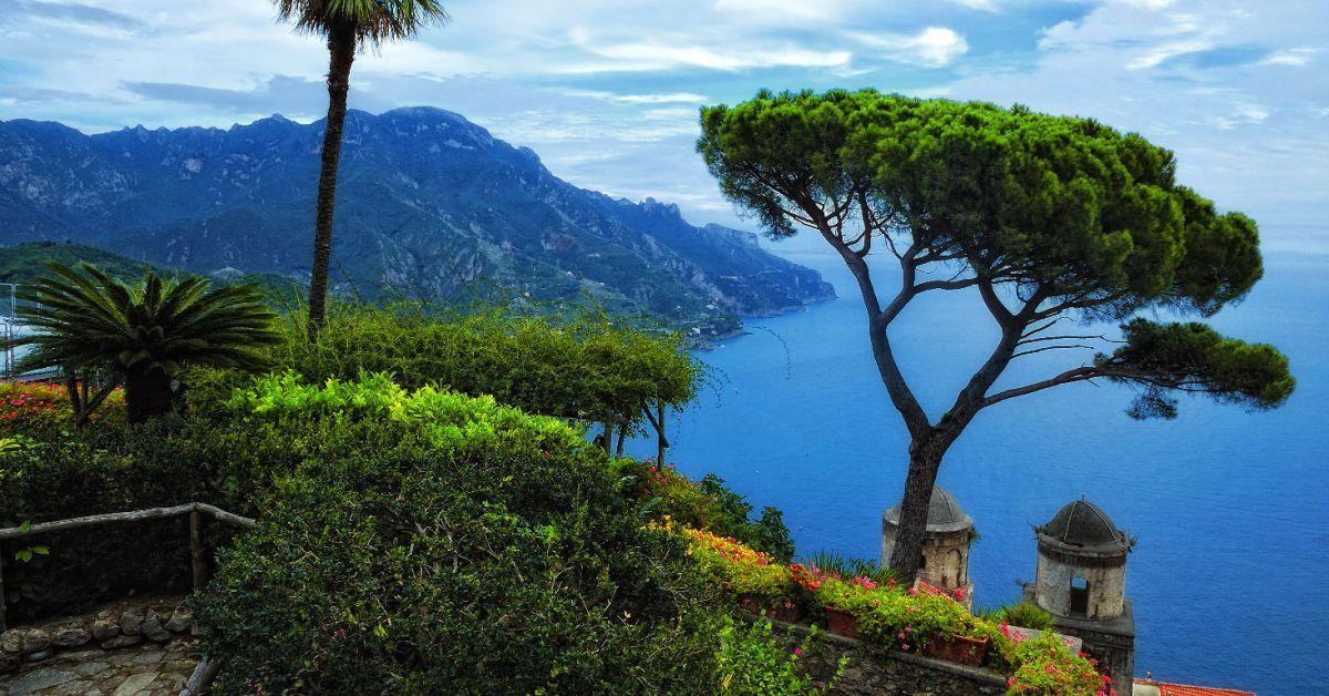 Amalfikust: paradijs op aarde