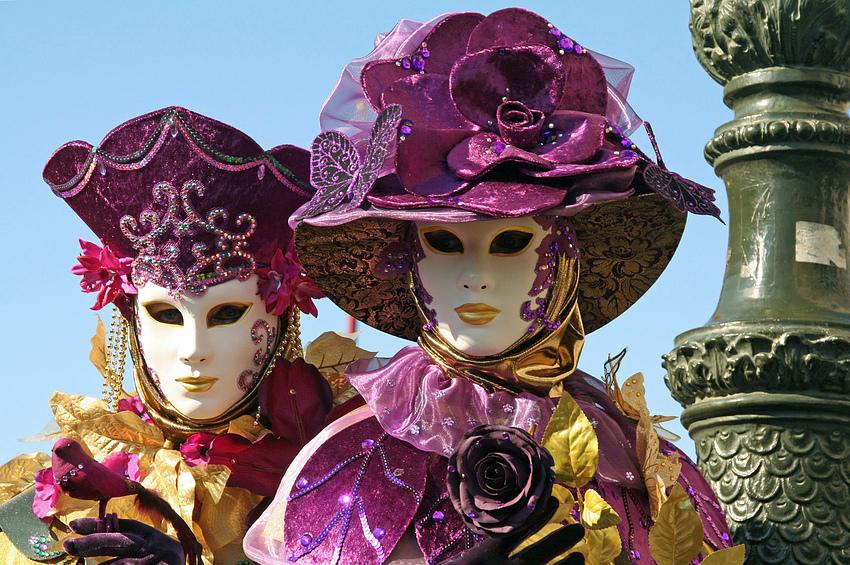 italiaanse maskers