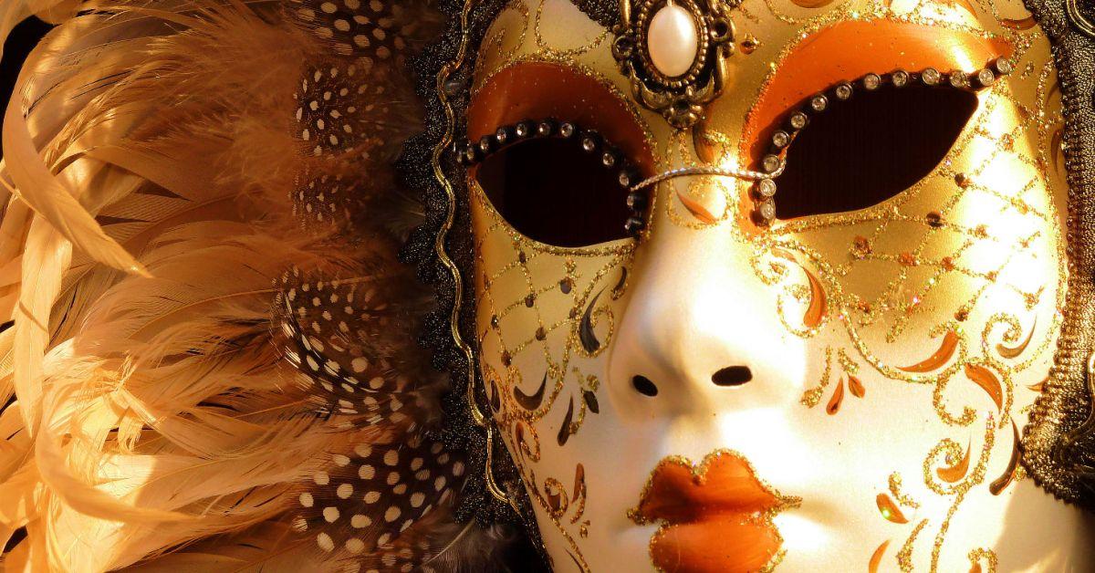 De maskers van het Carnevale di Venezia