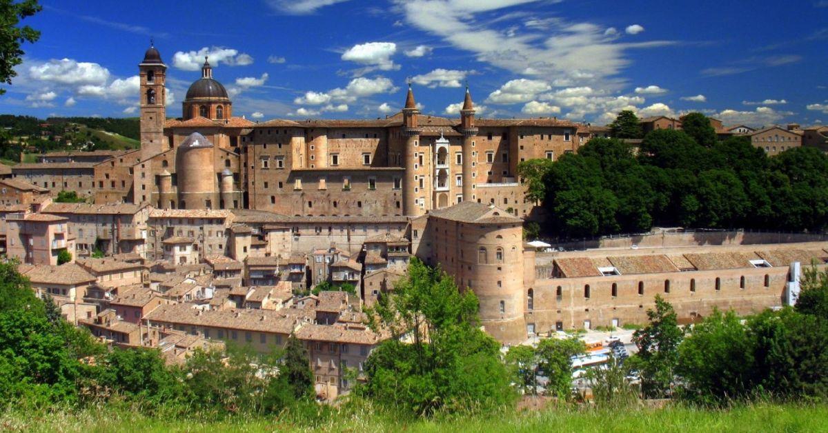 Urbino, een Italiaanse schoonheid