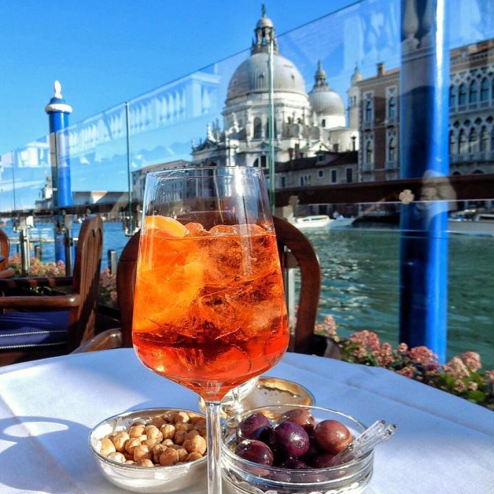 Spritz, aperitivo, Venetië, Veneto