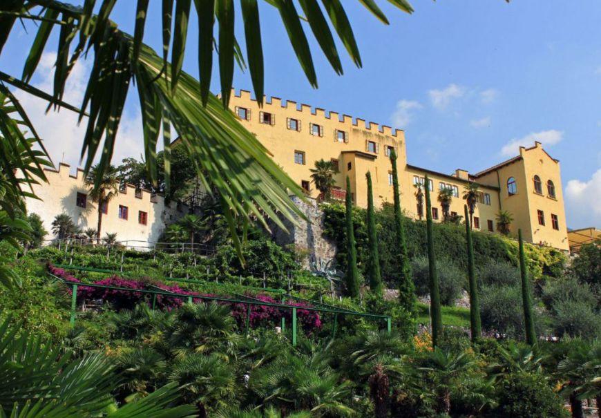 Het kasteel van Merano, Algo Adige