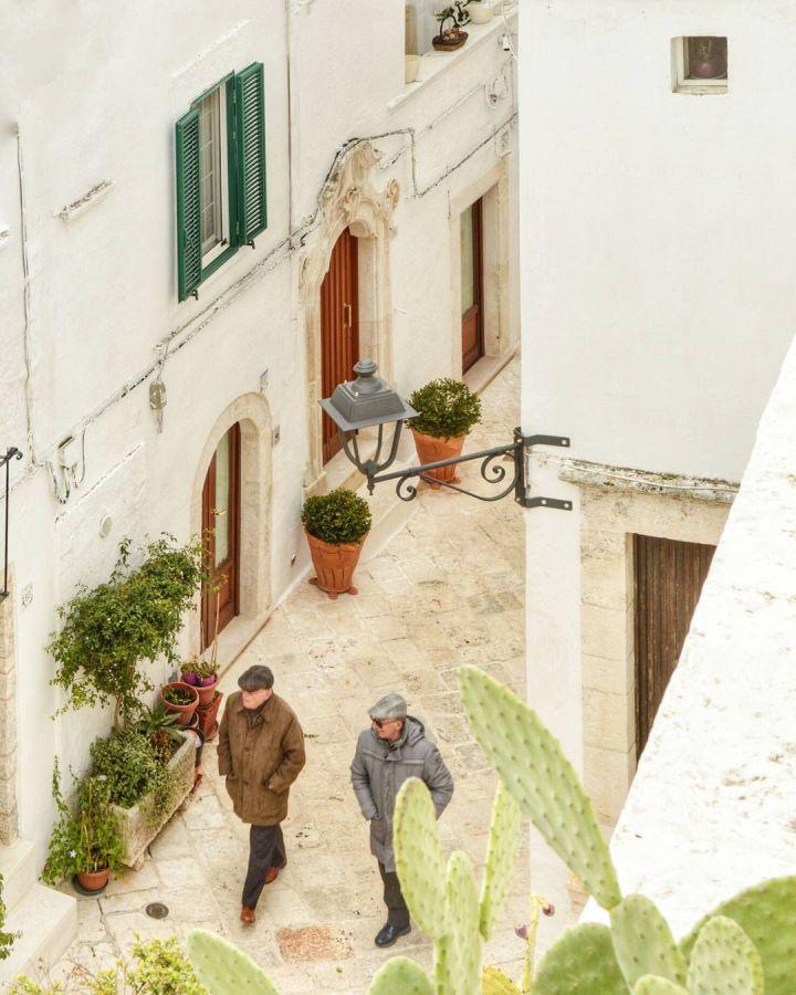 Itriadal, Puglia, Locorotondo