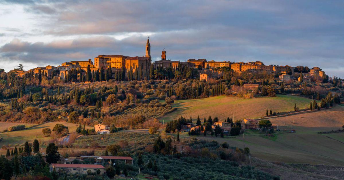 De parels van Toscane