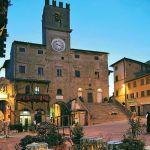 Cortona, Toscane