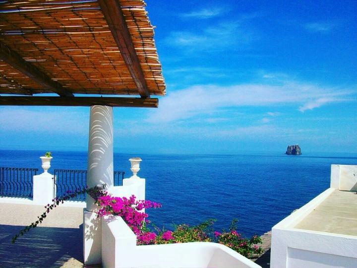 Eolische Eilanden, Sicilië