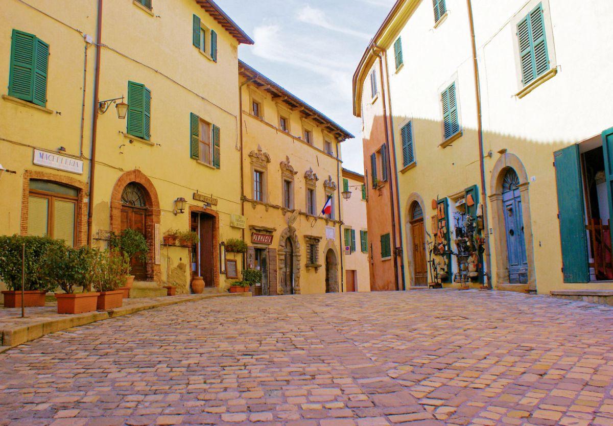 San Leo, het ontoegankelijkste fort van Italië