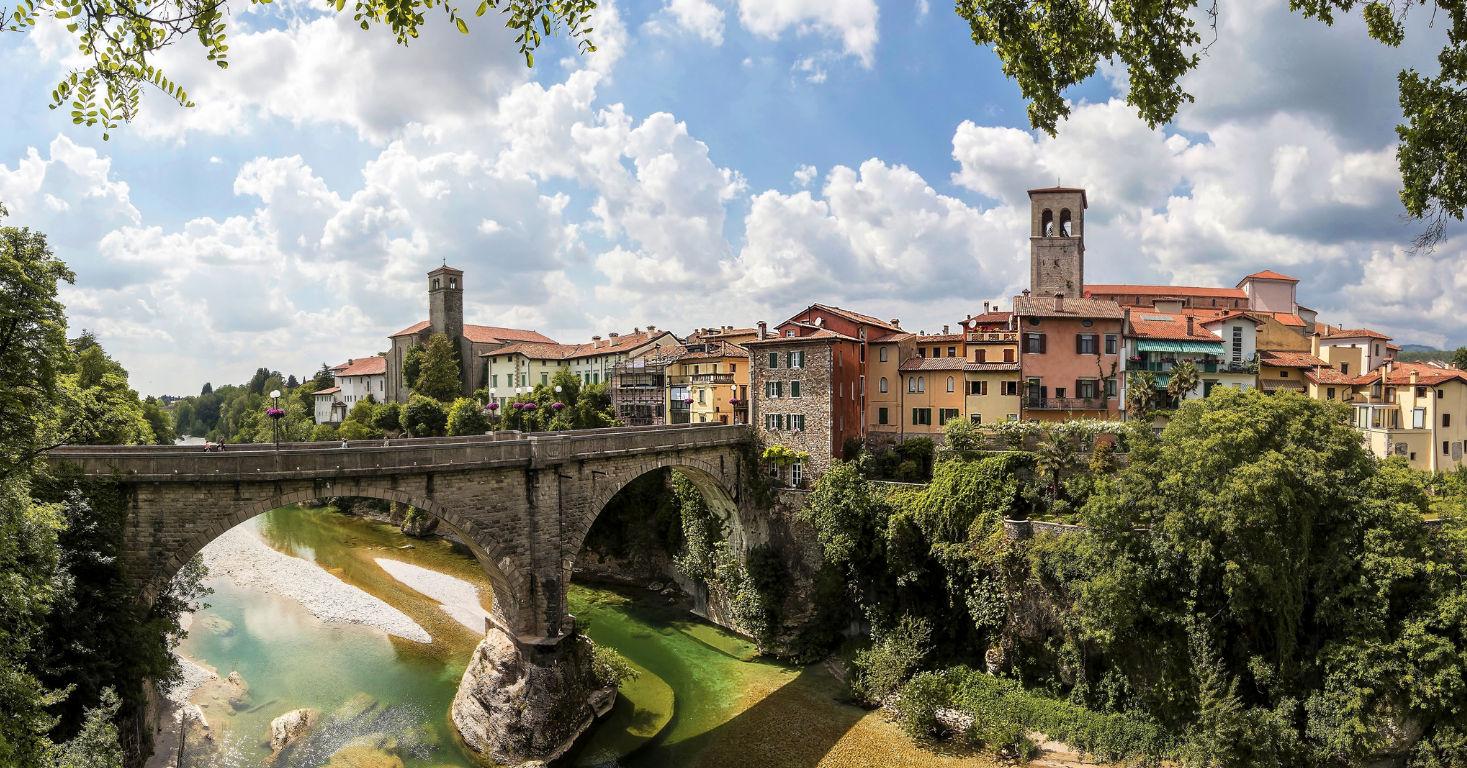 Friuli venezia giulia een intrigerend grensgebied van for Progettazione giardini friuli venezia giulia
