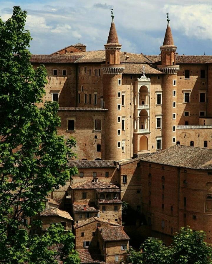 Urbino, Le Marche