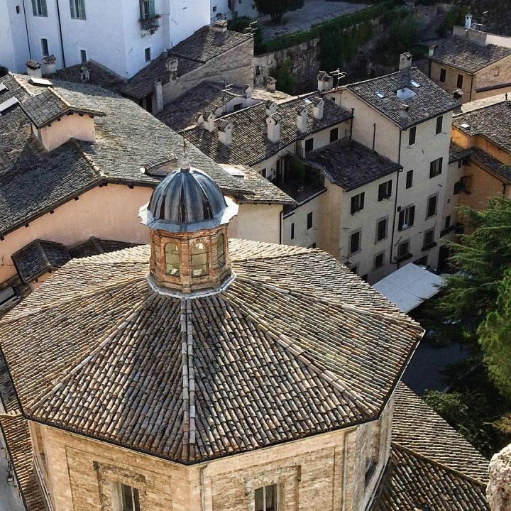Spoleto, Umbrië