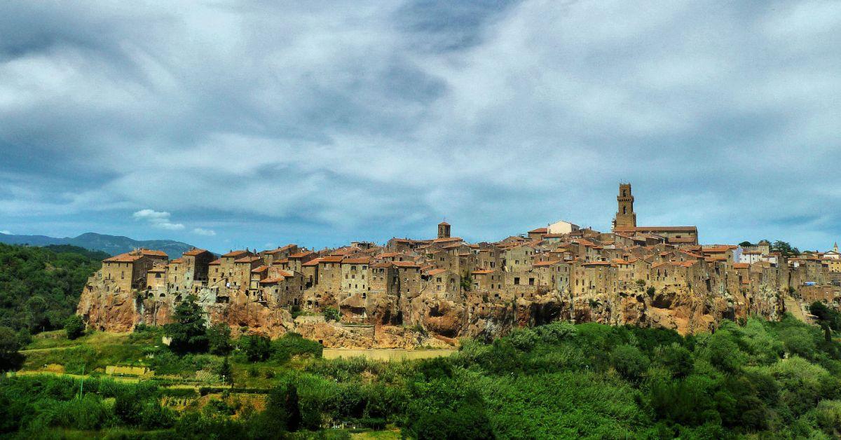 De 15 mooiste dorpen en kleine steden van Italië