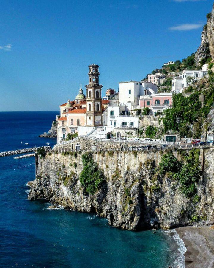 Atrani, Amalfikust, Campania