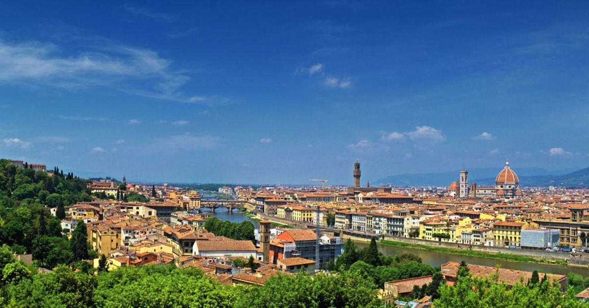 Florence, een Florentijnse dagagenda