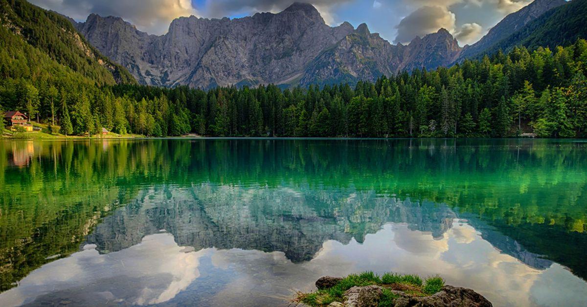 Bergen, meren en de prosciutto van Friuli-Venezia Giulia (Deel I)
