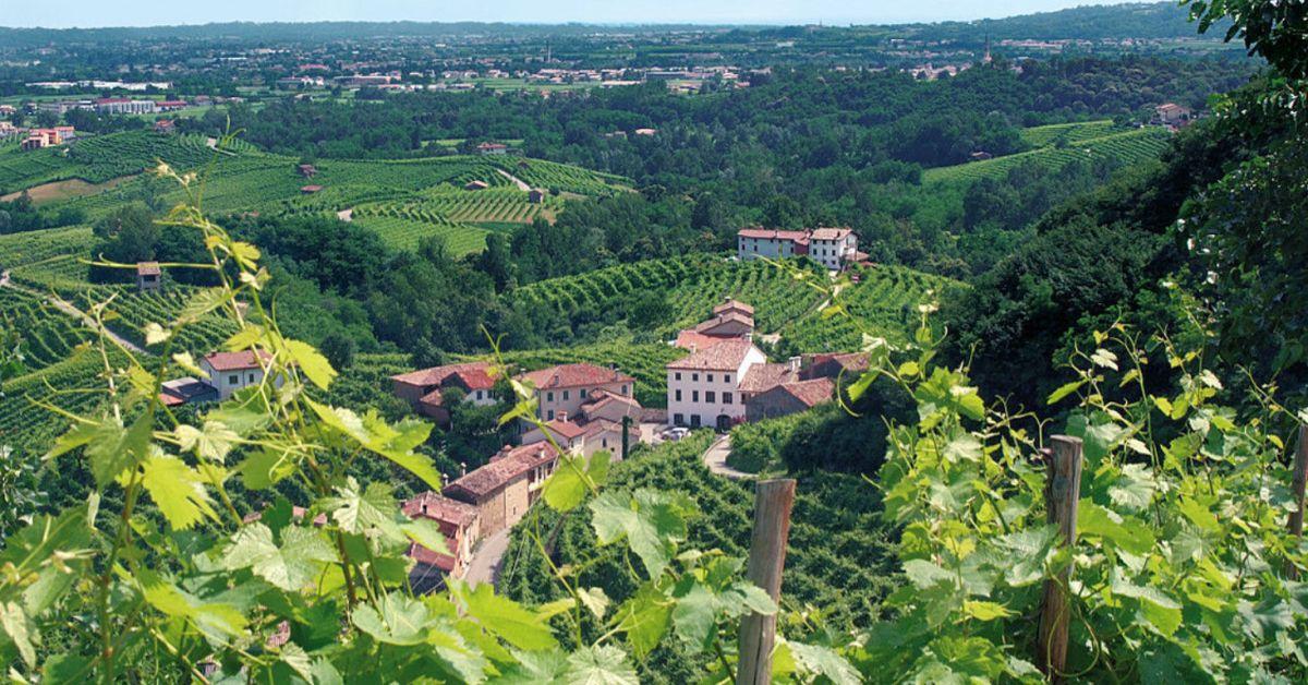 Strada del Prosecco, de oudste wijnroute van Italië