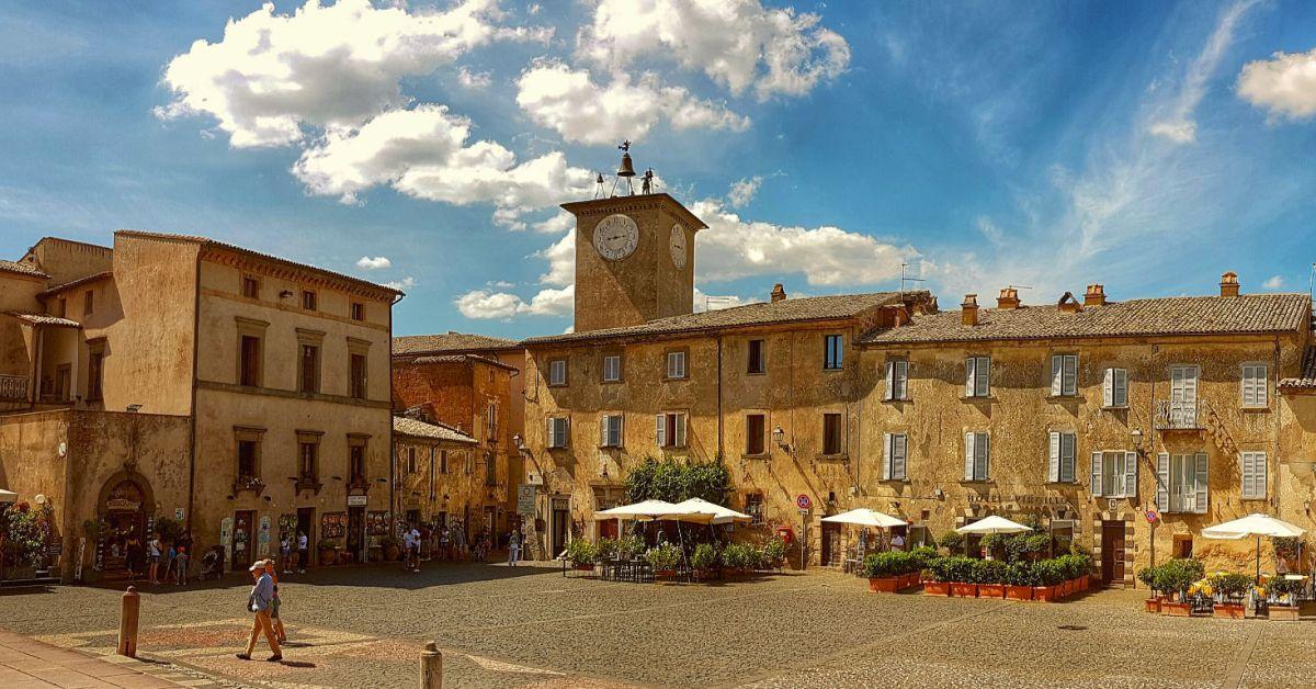 Orvieto, een schatkist van Zuid-Umbrië