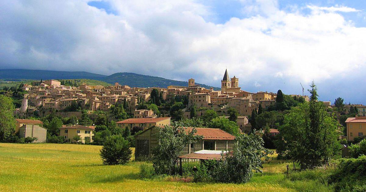 Middeleeuwse charme van Centraal-Umbrië (deel I)