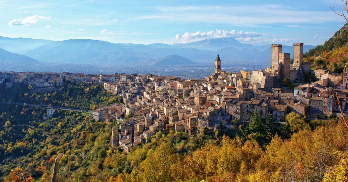 De mooiste herfsttochten door Italië