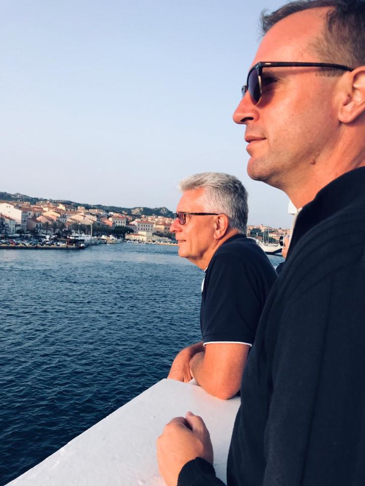 John & Pieter